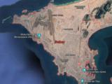 CeRyX Trafic System : Carte Dakar projet BRT